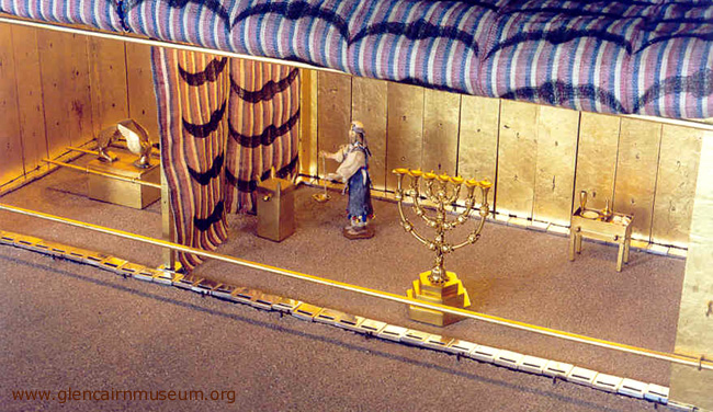 The Tabernacle of Moses – God's Heavenly Pattern for our Spiritual ...