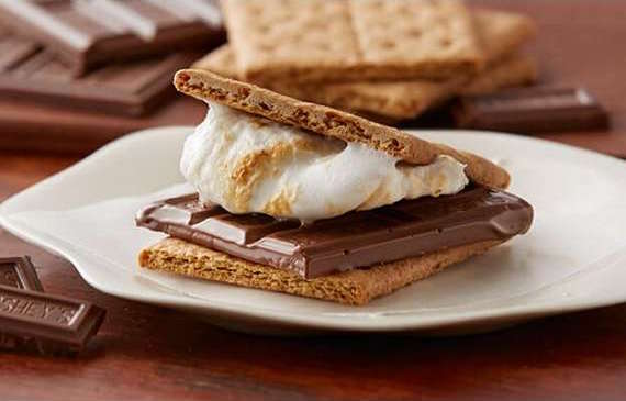 What's wrong with occasional s'mores and brownies?