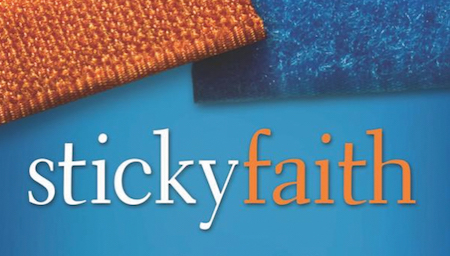 The path to sticky faith for kids