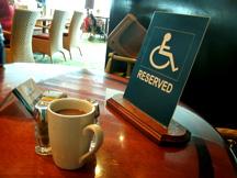 Undrinkable coffee on cruise ship
