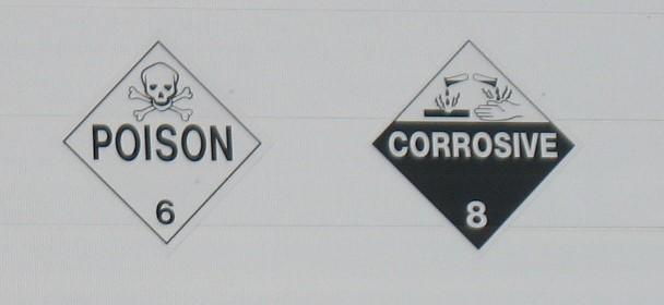 Poison Corrosive