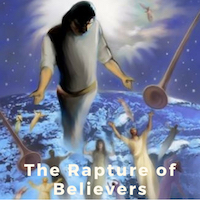 The rapture of believers