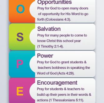 Gospel Infographic