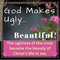 How God makes the ugliness of sin and the cross into something beautiful | Psalm 22