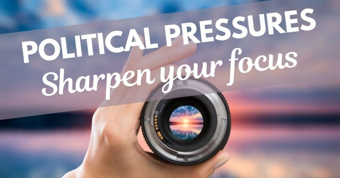 Political pressures sharpen your focus-2 Chronicles 10-12