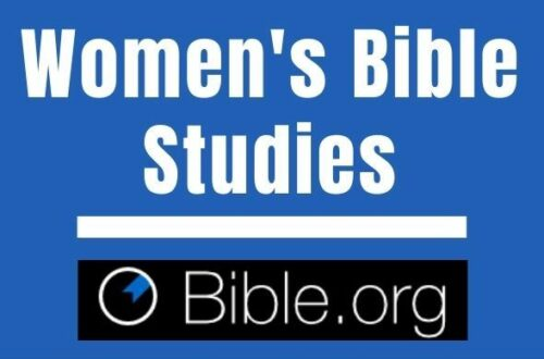 women's bible studies on bible.org